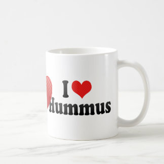Amo Hummus Taza De Café