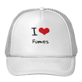 Amo humos gorra