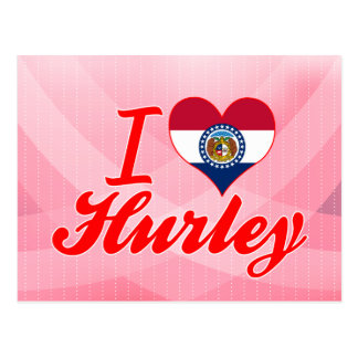 Amo Hurley, Missouri Postales