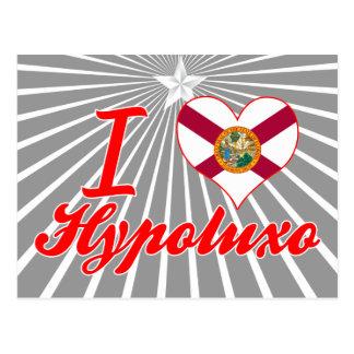 Amo Hypoluxo, la Florida Tarjetas Postales
