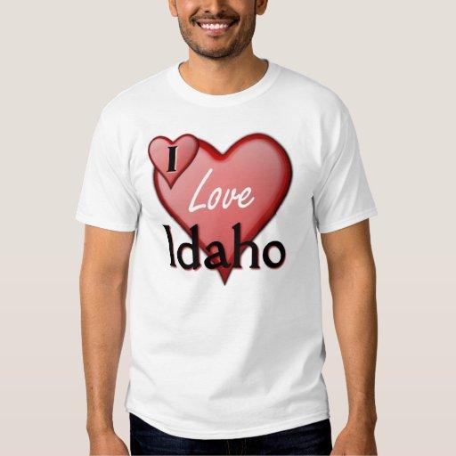 Amo Idaho Poleras