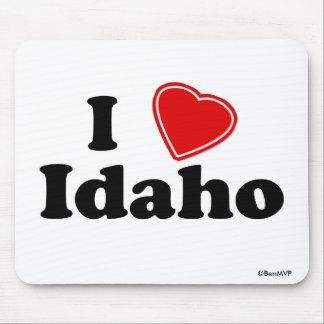 Amo Idaho Alfombrilla De Ratón