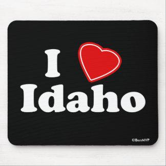 Amo Idaho Tapete De Ratón
