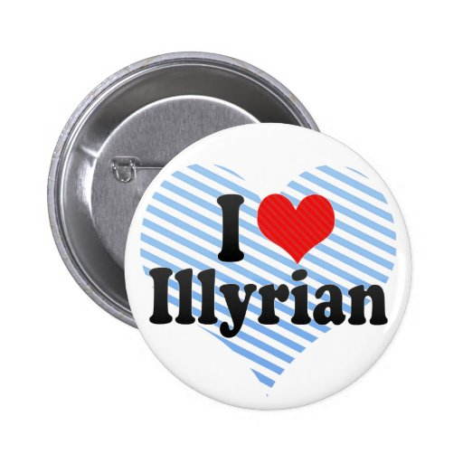 Amo Illyrian Pin