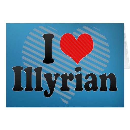 Amo Illyrian Tarjetón