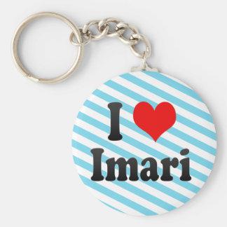 Amo Imari Japón Aisuru Imari Japón Llavero Personalizado