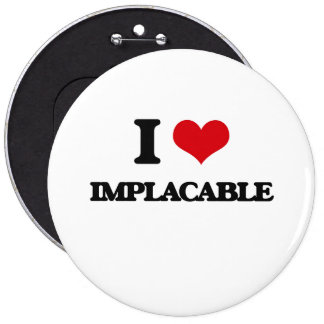 Amo implacable pin