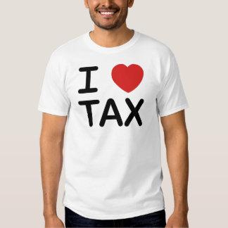 Amo impuesto camisas