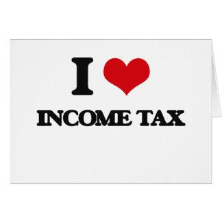 Amo impuesto sobre la renta felicitaciones