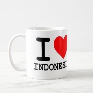 Amo Indonesia - taza de café
