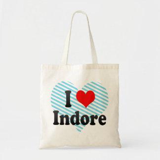Amo Indore, la India Bolsas