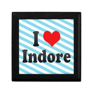 Amo Indore, la India Caja De Recuerdo