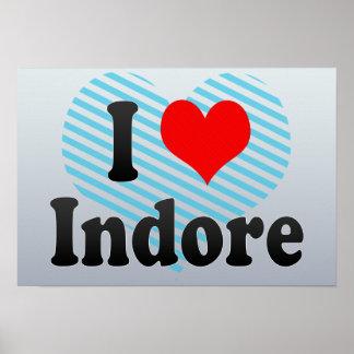 Amo Indore, la India Impresiones