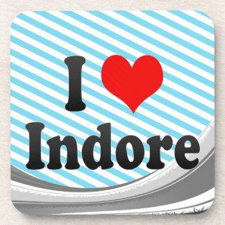 Amo Indore, la India Posavasos De Bebida