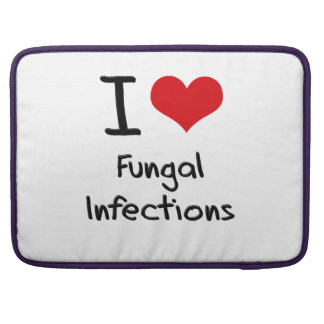 Amo infecciones por hongos funda para macbooks