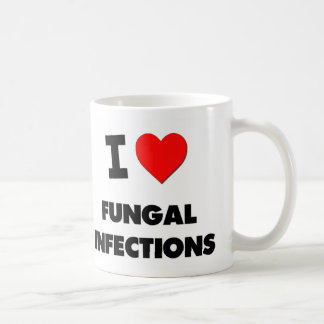Amo infecciones por hongos taza clásica
