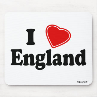 Amo Inglaterra Tapetes De Ratones