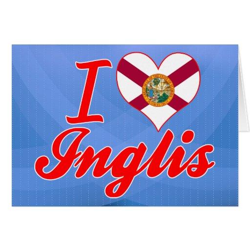 Amo Inglis, la Florida Tarjetón