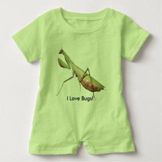 ¡Amo insectos! Playeras