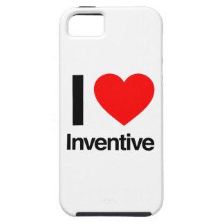 amo inventivo iPhone 5 Case-Mate carcasa