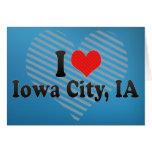 Amo Iowa City, IA Felicitacion