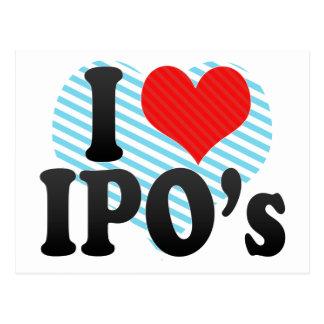 Amo IPO Postales
