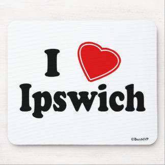 Amo Ipswich Alfombrillas De Ratones