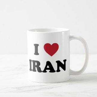 Amo Irán Tazas De Café