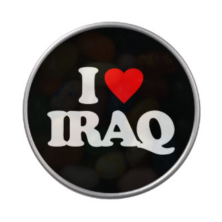 AMO IRAQ JARRONES DE DULCES