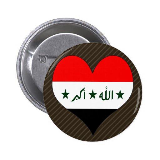 Amo Iraq Pin