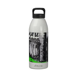 Amo Irlanda Botella De Agua Reutilizable