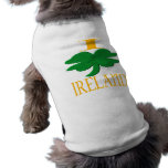 Amo Irlanda Camisetas De Perro