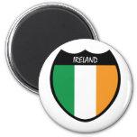 Amo Irlanda Imán Para Frigorifico