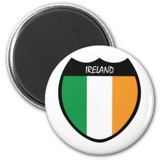 Amo Irlanda Imán Redondo 5 Cm