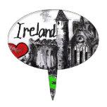 Amo Irlanda Palillos De Tarta