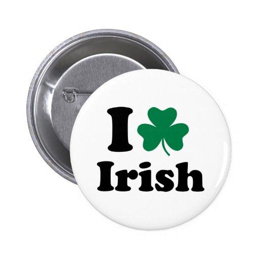 Amo irlandés pin