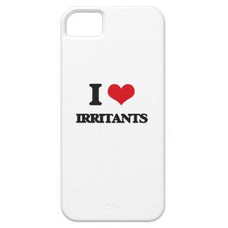 Amo irritantes funda para iPhone 5 barely there