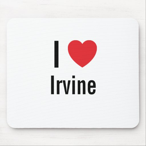 Amo Irvine Alfombrillas De Ratón