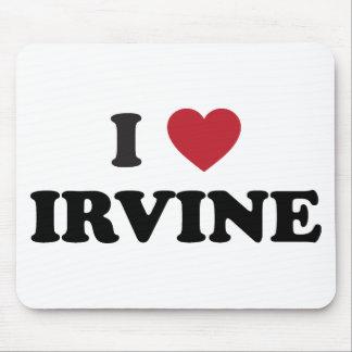 Amo Irvine California Tapete De Ratón