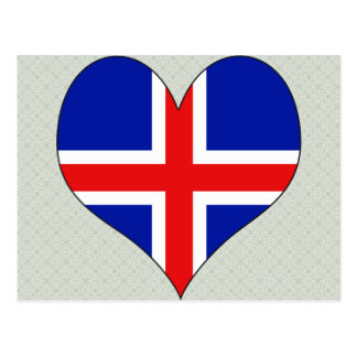 Amo Islandia Postal
