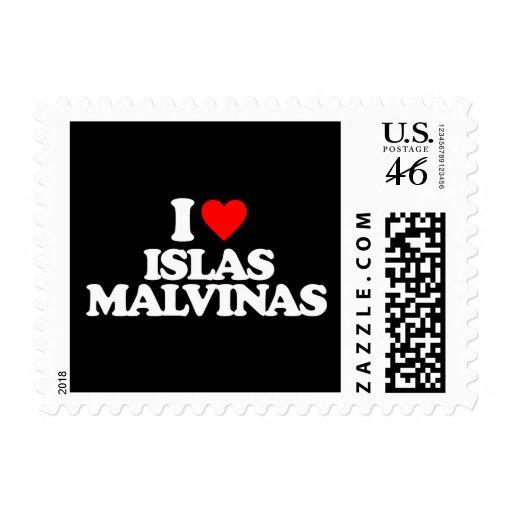 AMO ISLAS MALVINAS FRANQUEO