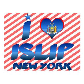 Amo Islip, Nueva York Postal