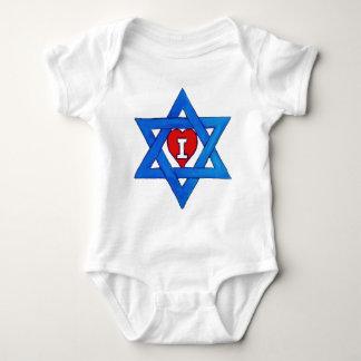 ¡AMO ISRAEL! BODY PARA BEBÉ