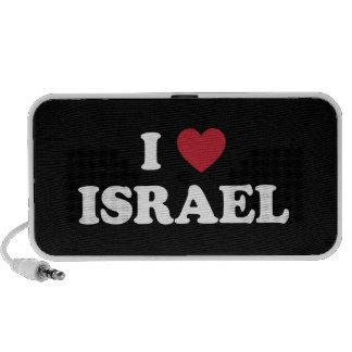 Amo Israel Laptop Altavoces