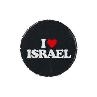 AMO ISRAEL JARRONES DE CARAMELOS