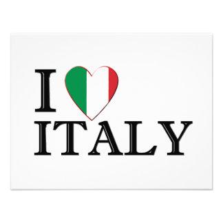 Amo Italia Anuncio