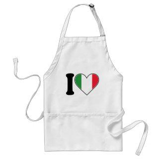 Amo Italia Delantal
