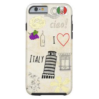 Amo Italia Funda Resistente iPhone 6