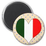 Amo Italia Iman Para Frigorífico