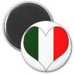 Amo Italia Imanes De Nevera
